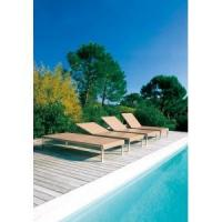 Buy cheap Patio Furniture Pacific Sling Chaise Lounge from wholesalers