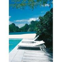 Buy cheap Patio Furniture Greenwood Chaise Lounge, Driftwood from wholesalers