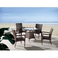 Buy cheap Outdoor Patio set 4 Chairs from wholesalers