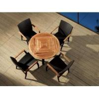 Buy cheap Teak Wood Table set from wholesalers