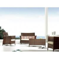 Buy cheap Outdoor Lounge Sofa Wicker Set from wholesalers