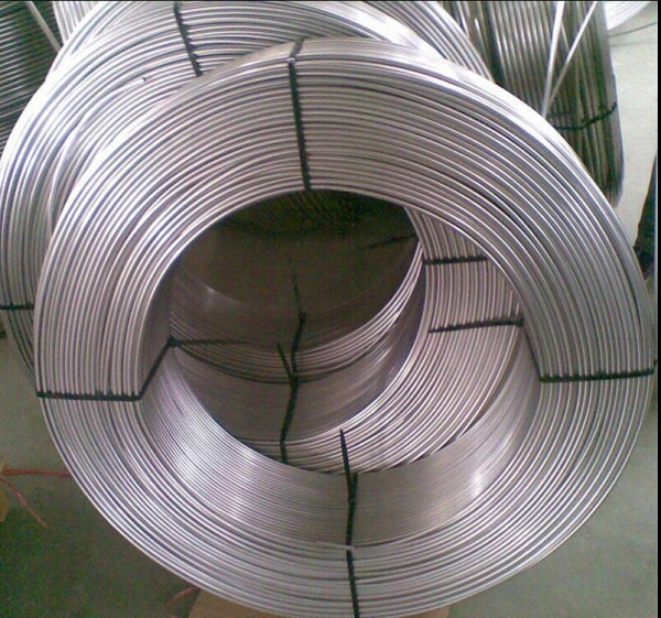 China aisi316L stainless steel seamless coil tubes