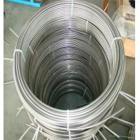 China EN1.4404 Stainless Steel Coil Tubes wholesale