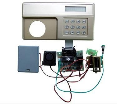 Quality electronic lock Model Number: bx817-2 for sale