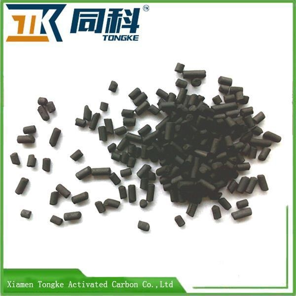 Quality Sulphur Impregnated Activated Carbon For Mercury Removal for sale