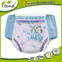 China Overnight Disposable Incontinence Pull Ups for Adults Pull on Diapers Underwear on sale