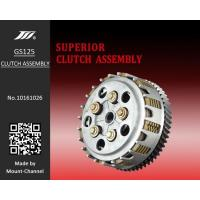 China GS125 Motorcycle Clutch Assembly on sale