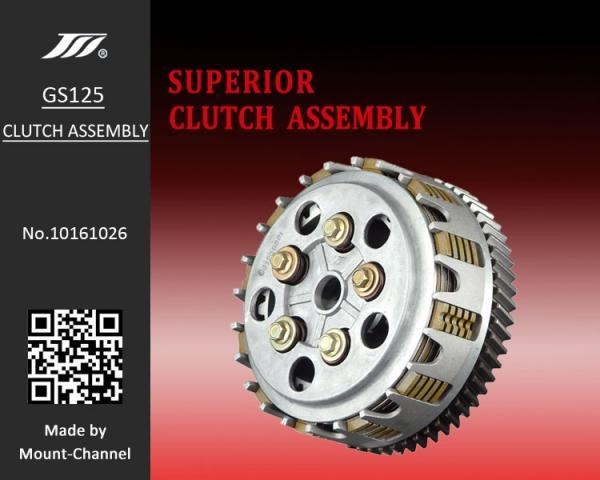 Quality GS125 Motorcycle Clutch Assembly for sale