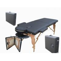 Buy cheap Wooden Portable Massage Table 2 Section Wooden Portable Massage Table from wholesalers