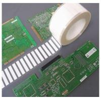 China Retangle Printable High TemperatureHeat Resistant Printed Circuit Board Labels with Barcodes on sale