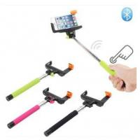 China Z07-5 Extendable Handheld Self timer Monopod ,Rechargeable F wholesale