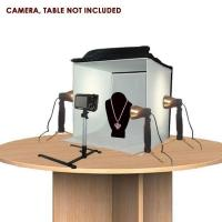 China Table Top Photo Studio Light Tent Kit in a Box wholesale