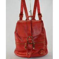 China ladies fashion genunie leather backpack for travelling(ZX10002) wholesale