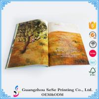 China Wholesale cheap paperback Book and Magazine Printing Service on sale