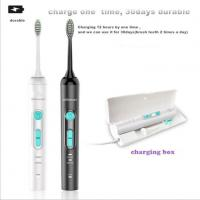 China Ultrasonic Adult Electronic Toothbrushes Factory With OEM Service wholesale