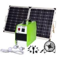 China Portable Solar Power System wholesale