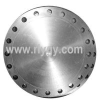 China Flange AWWA C207-07 Ring Type, Class D, Slip-On & Blind Steel Pipe Flanges wholesale