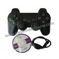 China Playstation3 wireless controller, Playstation2 wireless joystick, computer pc gamepad 3in1 joypad on sale