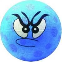 China Funny face rubber basketball MNB-005 wholesale