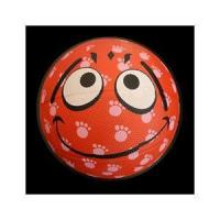 China Funny face rubber basketball MNB-004 wholesale