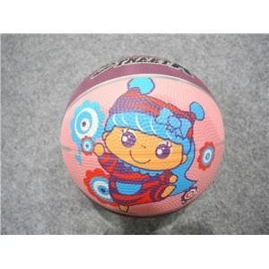 Quality Cheap mini toy rubber basketball MNB-009 for sale