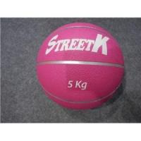 China 4kg rubber medicine ball MB-004 wholesale