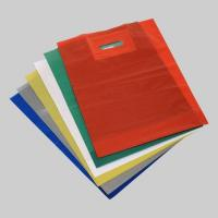 China Patch Handle Carrier Bags wholesale