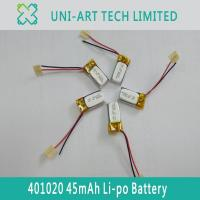 Buy cheap wear 401020 45mAh from wholesalers