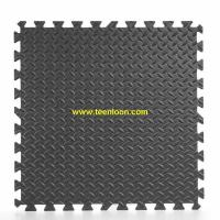 EVA Puzzle Mat leaf pattern ITEM NO.: TF-M9095 (TF-M9018)
