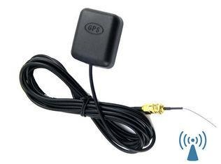 Quality High Gain SMA Connector 1575 Navigation Active Car GPS Antenna / Receiving Antenna for sale