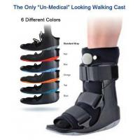 Ankle Support Braces Ovation Short Air Walking Cast Boot (Choice of Color)