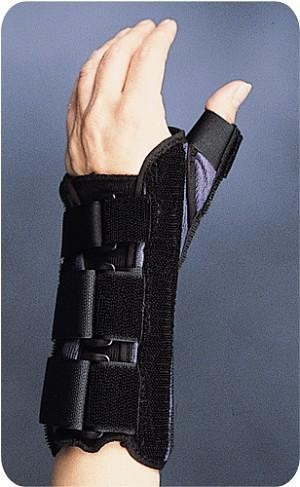 Quality Premier Wrist Brace with Thumb Spica for sale