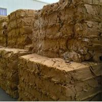 China Brown Pulp (Unbleached Pulp) on sale