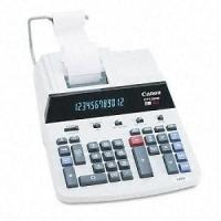 China CP1200D Desktop Calculator, 12-Digit Fluorescent, Two-Color Printing, Black/Red wholesale