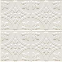 China 2X2 Wht Steel Clng Tile, W309 2 wholesale
