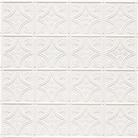 China 2X2 Wht Steel Clng Tile, W209 2 wholesale