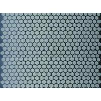 Buy cheap Round Holes Rubber Screen from wholesalers