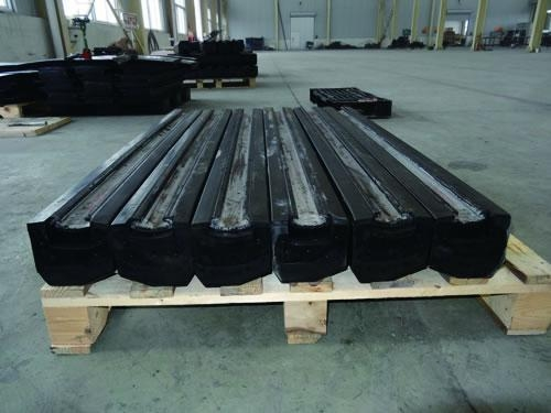 Quality Ball Mill Shell Lifter Bar for sale