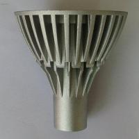 Buy cheap Custom-made parts Die cast AL alloy heat sink from wholesalers
