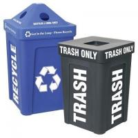 China Recycle Bin I Outdoor Station - Custom on sale