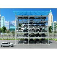 Automated puzzle car parking system---PSH