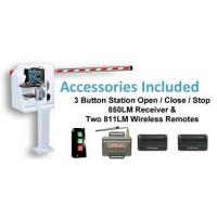 China Liftmaster Mega Arm with Accessories Package Including 3 Button Station & 2 Units 811LM Remotes wholesale