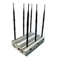 6 Antenna Powerful Desk Signal Jammer