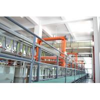 Buy cheap Neodymium iron Peng Gantry automatic rack plating line from wholesalers