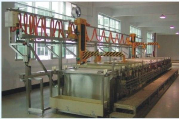 Quality Single-arm silver plated plating equipment for sale