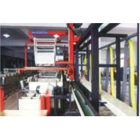 Single-arm tin plating production line