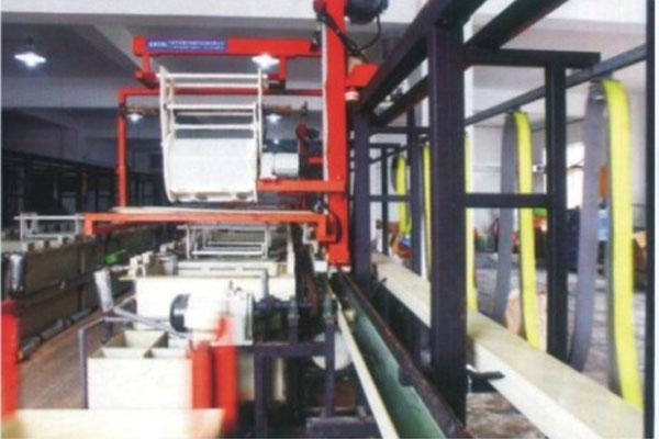 Quality Single-arm tin plating production line for sale