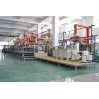 Buy cheap Neodymium iron Peng automatic gantry barrel plating line from wholesalers