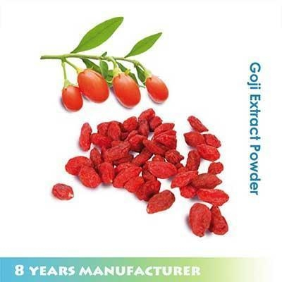 Quality Factory Supply Polysacchrides 50% Wolfberry extract food additives for sale