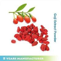 Buy cheap Factory Supply Polysacchrides 50% Wolfberry extract food additives from wholesalers